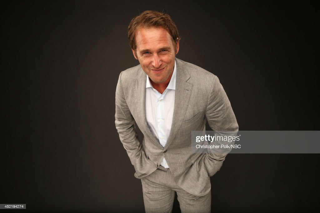 NBC's 'The Mysteries of Laura' actor Josh Lucas poses for a portrait during the NBCUniversal Press Tour at the Beverly Hilton on July 13, 2014 in Beverly Hills, California.(Photo by Christopher Polk/NBCU Photo Bank via Getty Images) NUP_164677_1288.JPG