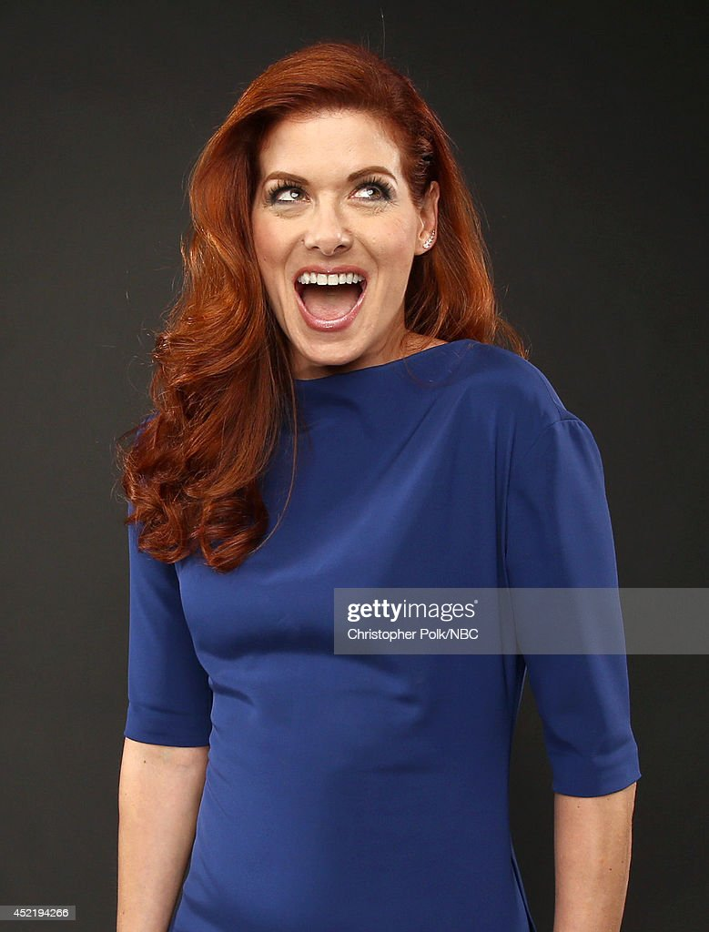 NBC's 'The Mysteries of Laura' actress <a gi-track='captionPersonalityLinkClicked' href=/galleries/search?phrase=Debra+Messing&family=editorial&specificpeople=202114 ng-click='$event.stopPropagation()'>Debra Messing</a> poses for a portrait during the NBCUniversal Press Tour at the Beverly Hilton on July 13, 2014 in Beverly Hills, California.(Photo by Christopher Polk/NBCU Photo Bank via Getty Images) NUP_164677_1236.JPG