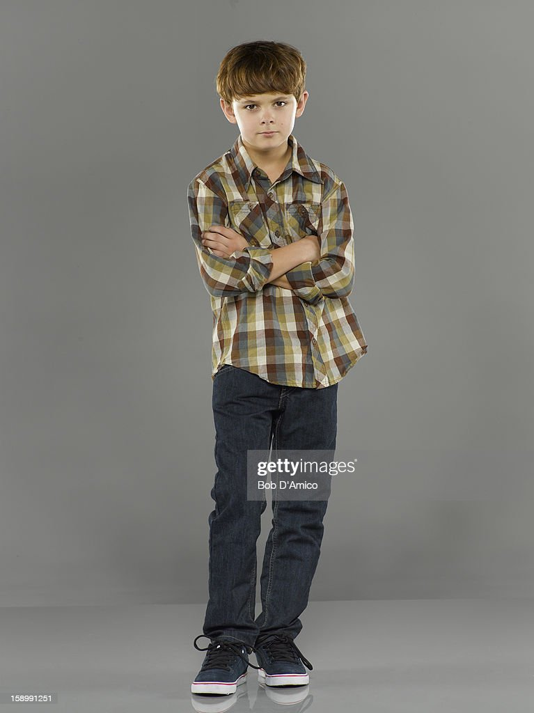 THE NEIGHBORS - ABC's 'The Neighbors' stars Max Charles as Max Weaver.
