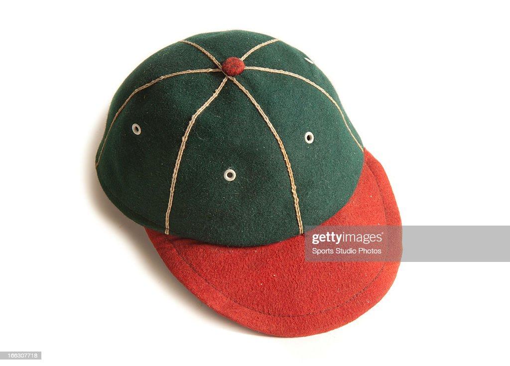 1930's Vintage baseball cap. Earty two-toned baseball cap.