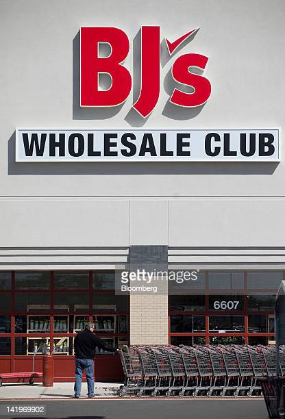 A BJ's Wholesale Club Inc store stands in Falls Church Virginia US on Tuesday March 27 2012 The US Bureau of Economic Analysis is scheduled to...