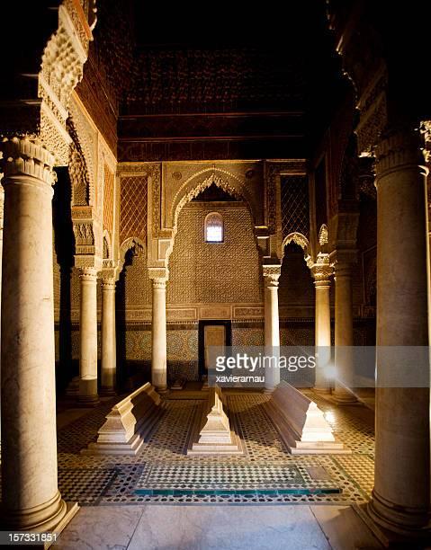 Saadiens Tombs.