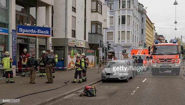 Saarbrücken Auf die Filiale der Sparda Bank in der Mainzer Straße in Saarbrücken wurde erneut ein Anschlag mit Buttersäure verübt Die Filiale war...