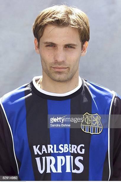 2 BUNDESLIGA 01/02 Saarbruecken 1 FC SAARBRUECKEN Daniel KOVACEVIC