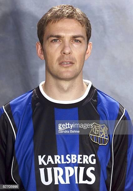 2 BUNDESLIGA 01/02 Saarbruecken 1 FC SAARBRUECKEN Raphael SUSIC