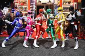 Saban's Power Rangers At San Diego Comic-Con 2017