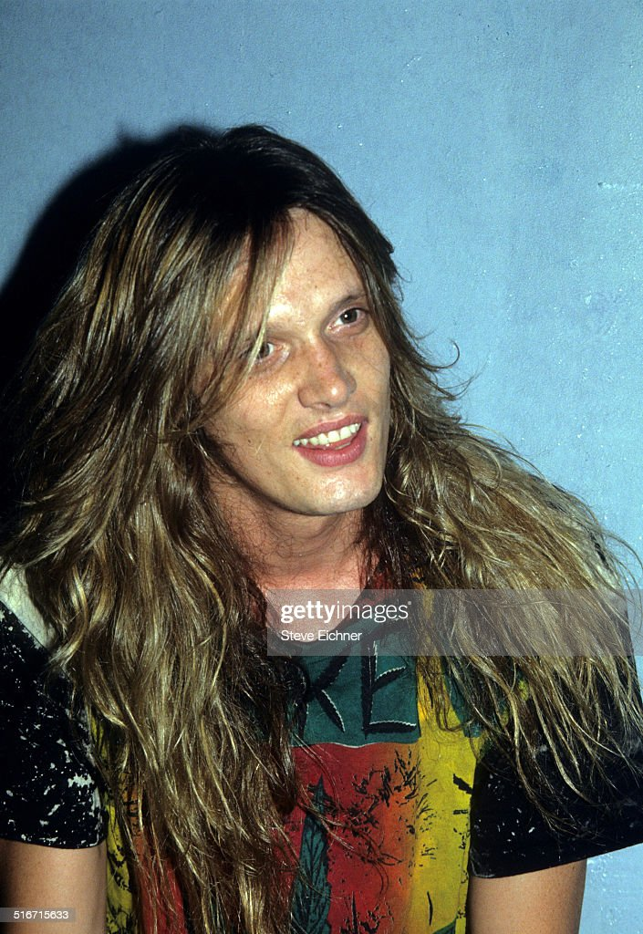 Phenomenal Sabastian Bach Of Skid Row Pictures Getty Images Short Hairstyles For Black Women Fulllsitofus