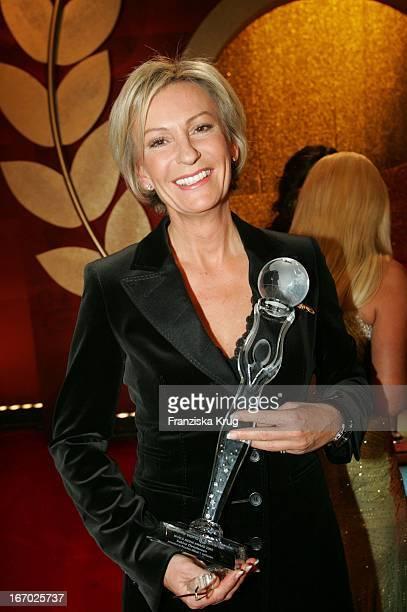 Sabine Christiansen Bei Der Verleihung Der 'Women'S World Awards' In Der Media City In Leipzig Am 291105