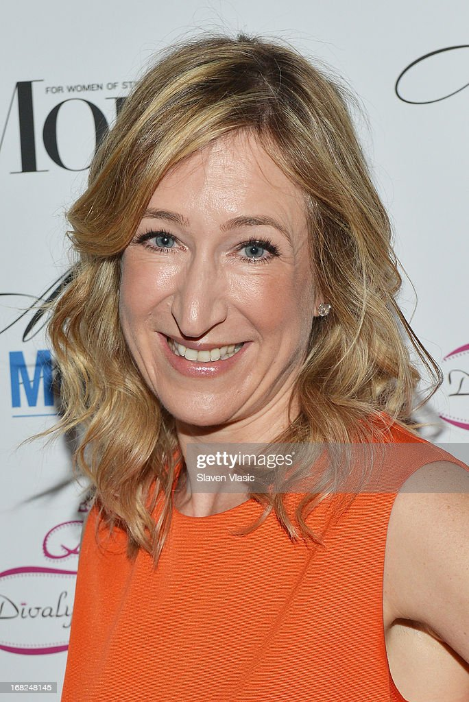 <a gi-track='captionPersonalityLinkClicked' href=/galleries/search?phrase=Sabine+Feldmann&family=editorial&specificpeople=7283998 ng-click='$event.stopPropagation()'>Sabine Feldmann</a> attends 2013 Mom Mogul Breakfast at Bond 45 on May 7, 2013 in New York City.