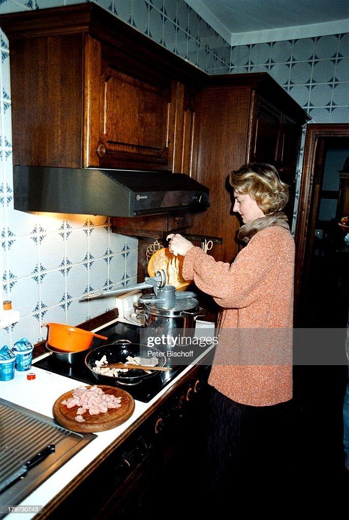 sabine meyer, homestory, hannover,;bauernhaus, küche, kochen
