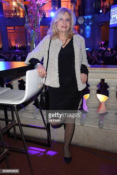 Sabine Postel attends the ARD Hosts Blue Hour Reception on February 12 2016 in Berlin Germany