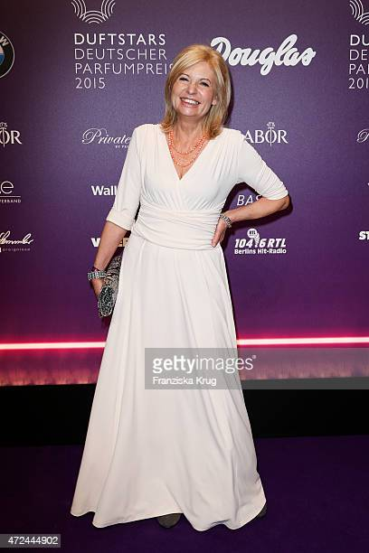 Sabine Postel attends the Douglas At Duftstars 2015 on May 07 2015 in Berlin Germany