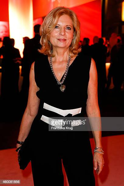 Sabine Postel attends the Ein Herz Fuer Kinder Gala 2014 Party on December 6 2014 in Berlin Germany