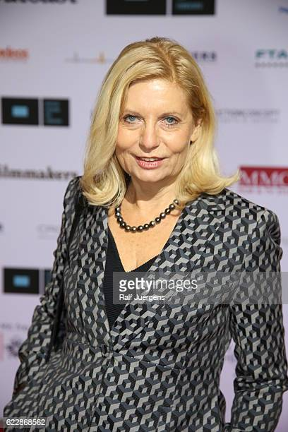 Sabine Postel attends the German television award by the Deutsche Akademie fuer Fernsehen at Museum Ludwig on November 12 2016 in Cologne Germany
