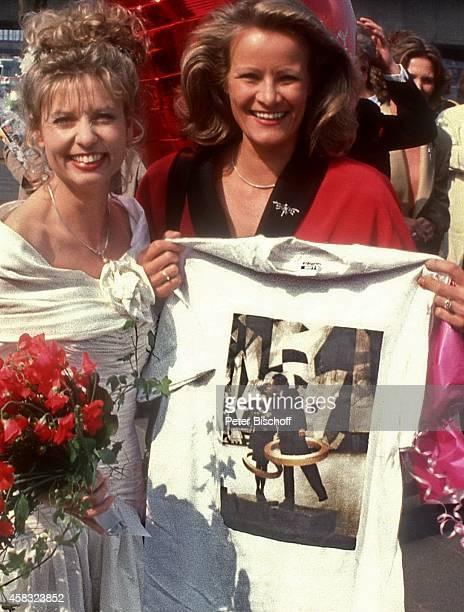 Sabine Postel Claudia Rieschel Hochzeit am in Köln Deutschland