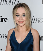 Sabrina Carpenter attends the Marie Claire Fresh Faces party at Sunset Tower Hotel on April 11 2016 in West Hollywood California