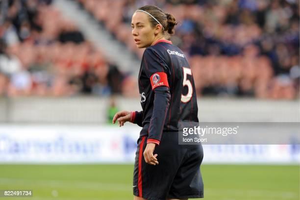 Sabrina DELANNOY PSG Feminine / Juvisy Championnat de France feminin Parc des Princes Paris