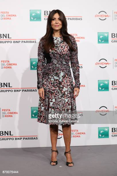 Sabrina Ferilli attends 'The Place' photocall during the 12th Rome Film Fest at Auditorium Parco Della Musica on November 4 2017 in Rome Italy