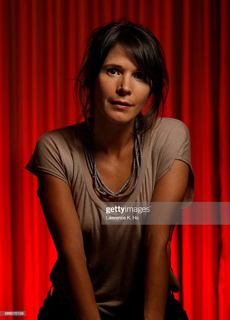 Sabrina Lloyd at the Hotel Amarano in Burbank on Jun. 13, 2010. Lloyd stars in Hello Lonesome, an indie film premiering at the LA Film Fest.