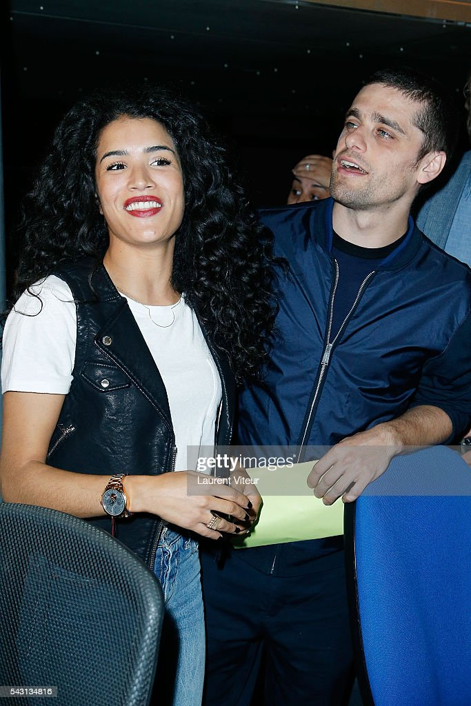 Sabrina Ouazani and Arthur Dupont attend the 32nd 'Fete du Cinema' launch at UGC Cine Cite Bercy on June 26, 2016 in Paris, France.