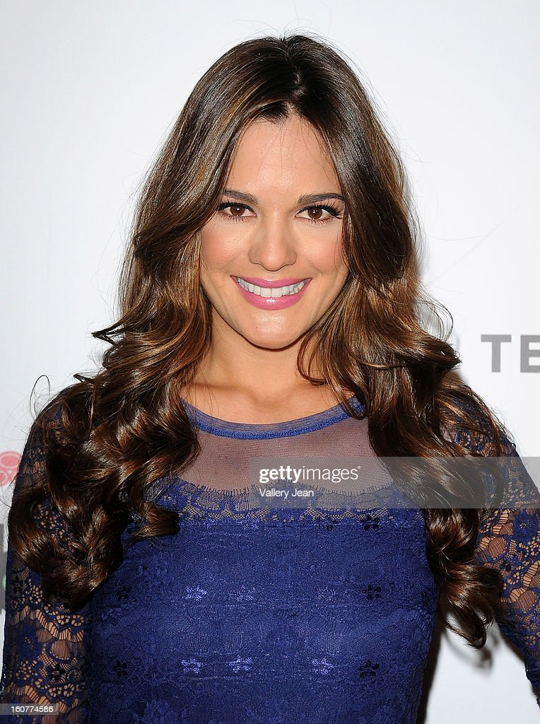 Sabrina Seara attends Telemundo and Premios Billboard 2013 Press Conference at Gibson Miami Showroom on February 5, 2013 in Miami, Florida.