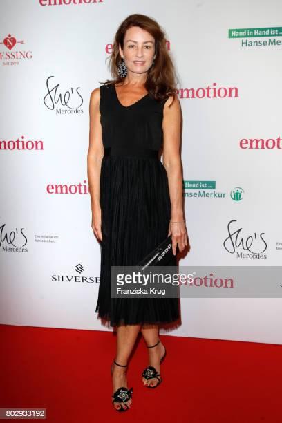 Sabrina Staubitz attends the Emotion Award at Laeiszhalle on June 28 2017 in Hamburg Germany