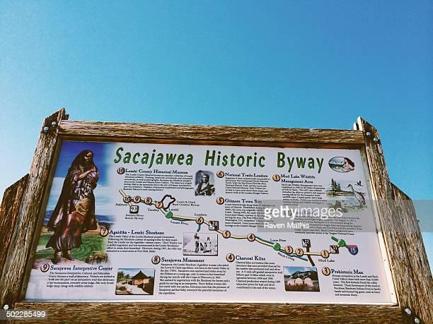 Sacajawea Historic Byway