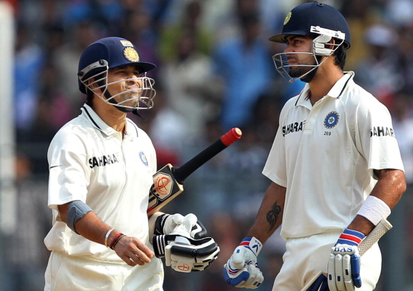 India v West Indies: 3rd Test Day 4 : News Photo