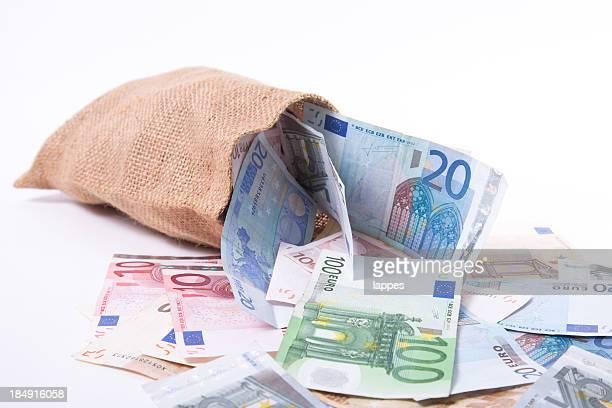 Sack von Geld