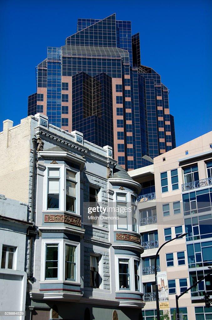 Sacramento buildings