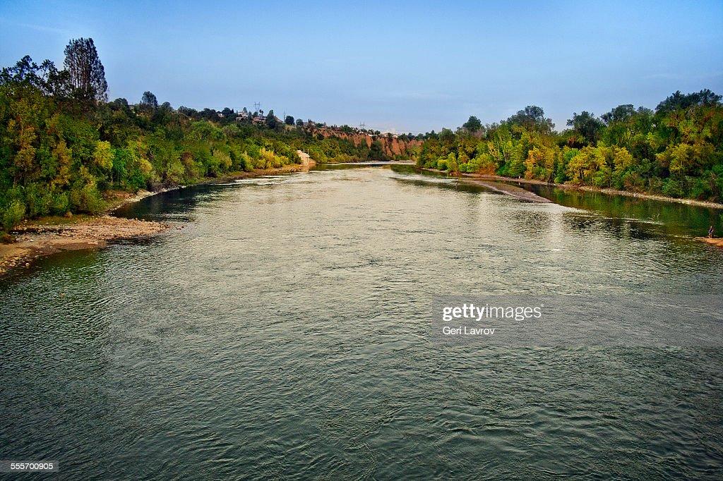 Sacramento River (by Redding), California