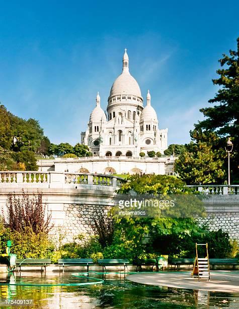 Sacré-Cœur de Montmartre à Paris