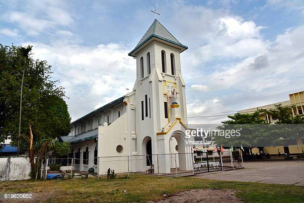 Sacred Heart Cathedral, Vientiane, Laos