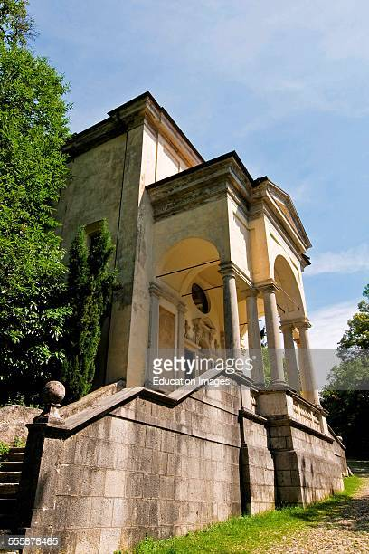 Sacro Monte In Varese Lombardy Italy