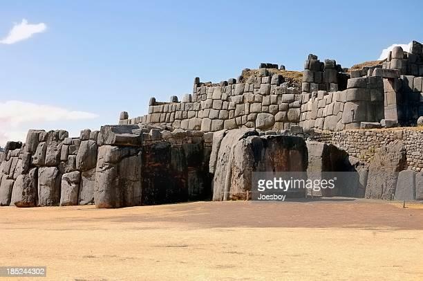 サクサイワマンインカ時代のクスコ Fortification