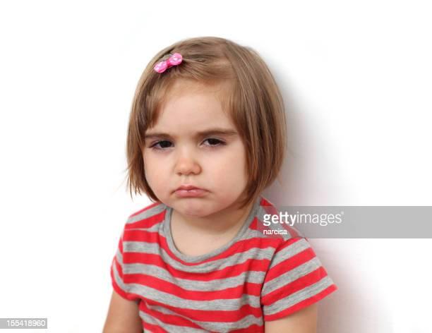 Rapariga triste