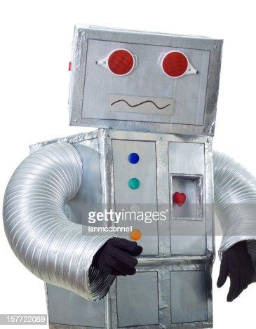 悲しいロボット