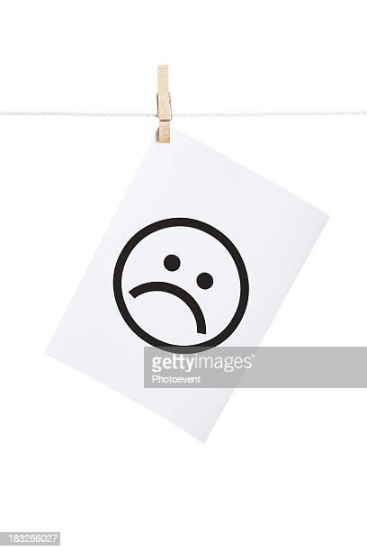 Triste smiley