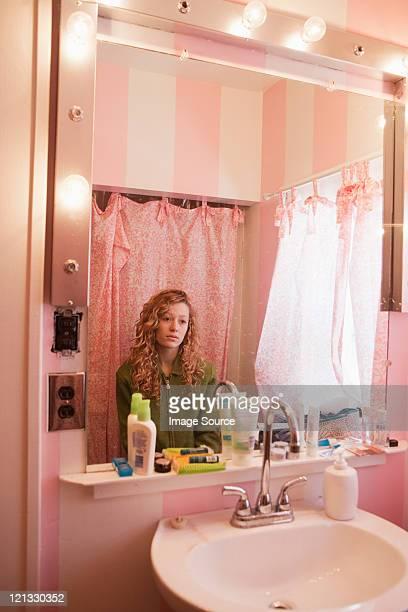 teens taking mirror pics naked