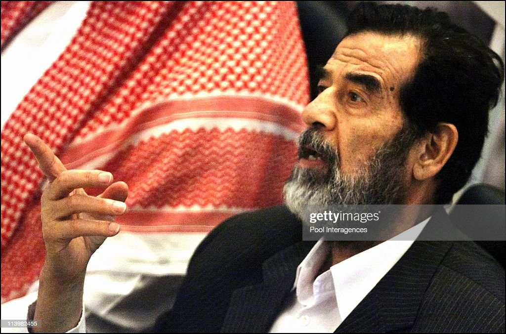 a biography of the early life and dictatorship of saddam hussein Iraq - iraq under saddam hussein: from the early 1970s saddam was widely recognized as the power behind president al-bakr, who after 1977 was little more than a figurehead.