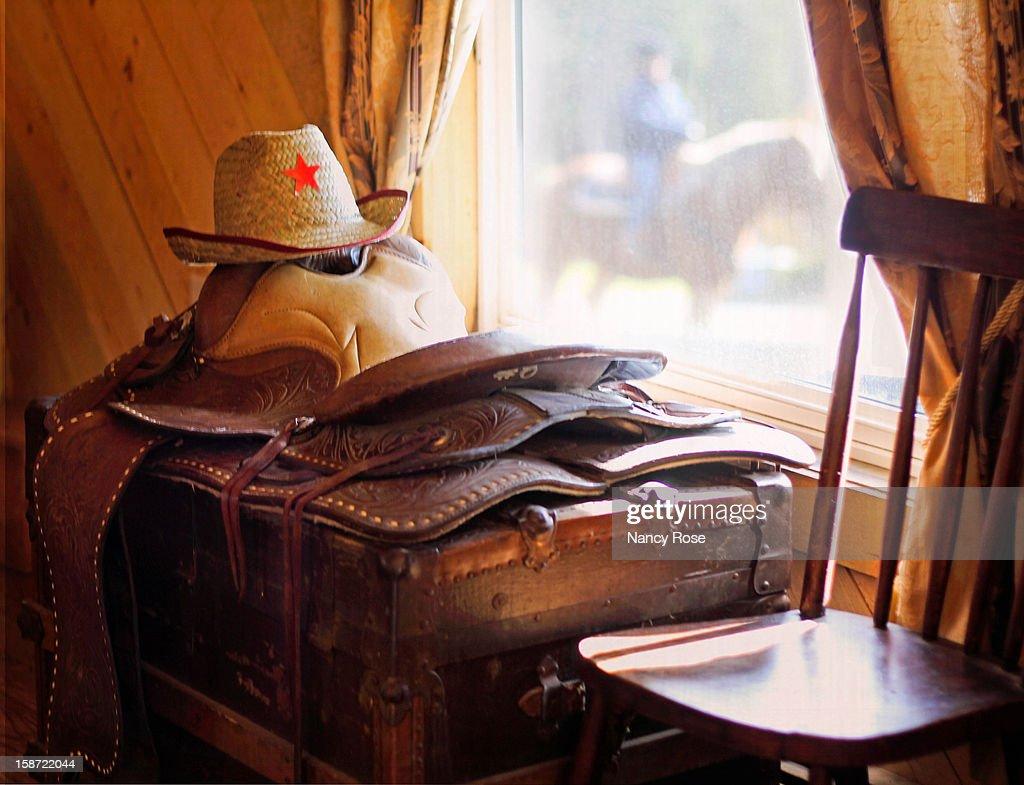 Saddle time