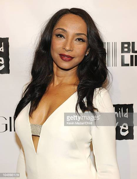 Sade backstage at Keep A Child Alive's 7th annual Black Ball at Hammerstein Ballroom on September 30 2010 in New York City
