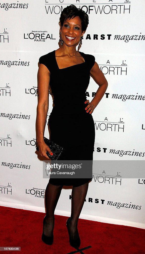 Sade Baderinwa attends the 7th annual Women Of Worth Awards at Hearst Tower on December 6, 2012 in New York City.