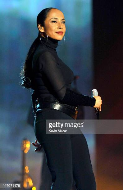 Sade performs at 1st Mariner Arena on June 16 2011 in Baltimore Maryland