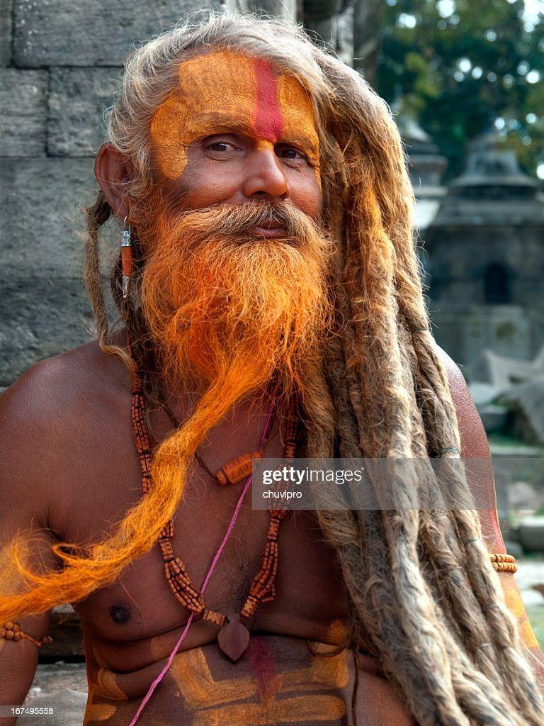 Sadhu Stock Photos and Pictures | Getty Images