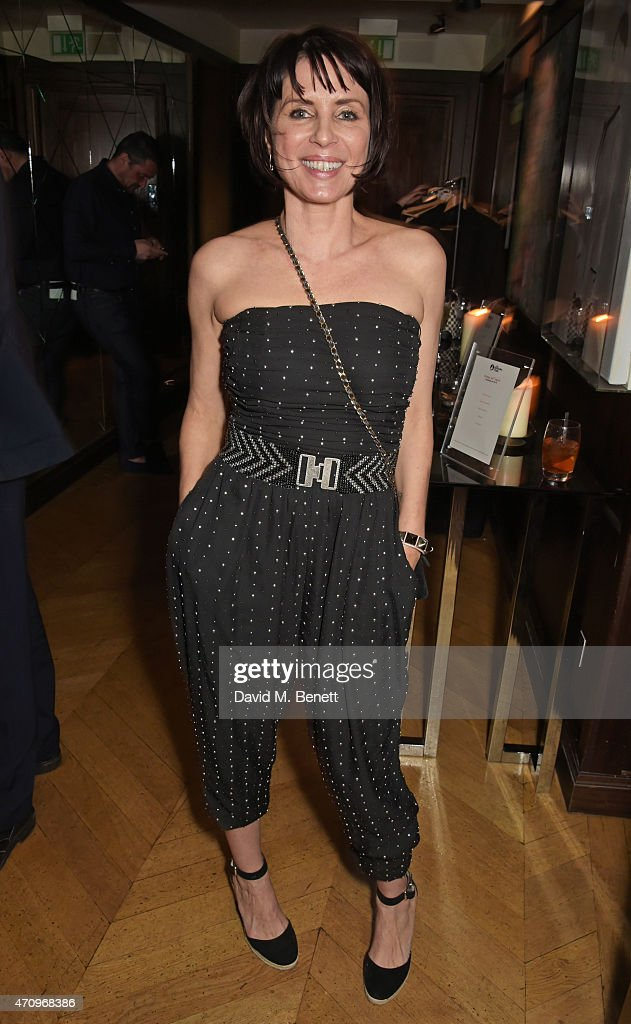<a gi-track='captionPersonalityLinkClicked' href=/galleries/search?phrase=Sadie+Frost&family=editorial&specificpeople=201927 ng-click='$event.stopPropagation()'>Sadie Frost</a> attends as Collette Cooper previews songs from her upcoming album 'City Of Sin' at The Groucho Club on April 24, 2015 in London, England.