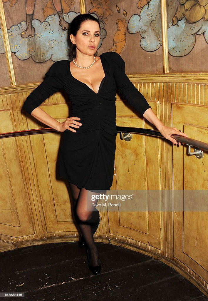 Sadie Frost attends Fran Cutler's surprise birthday party supported by ABSOLUT Elyx at The Box Soho on April 30, 2013 in London, England.