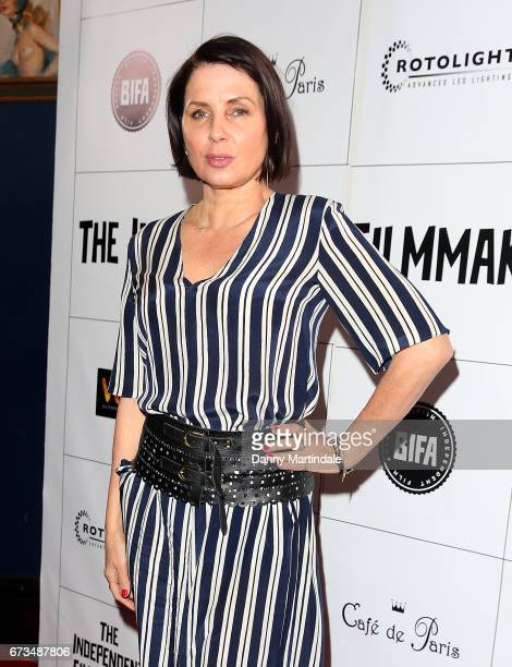 Sadie Frost attends the Independent Filmmaker's Ball on April 26 2017 in London United Kingdom