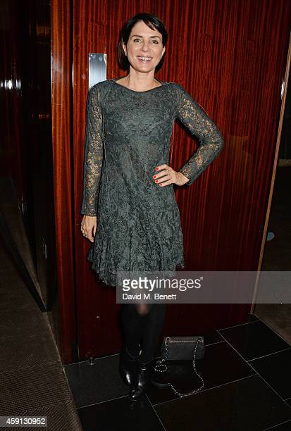 Sadie Frost attends the Liberatum Cultural Honour for Francis Ford Coppola at The Bulgari Hotel on November 17 2014 in London England