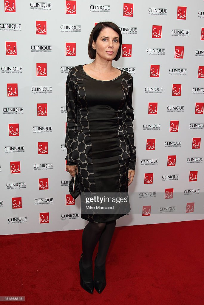Sadie Frost attends the Red magazine Women of the Year awards at Ham Yard Hotel on September 3 2014 in London England